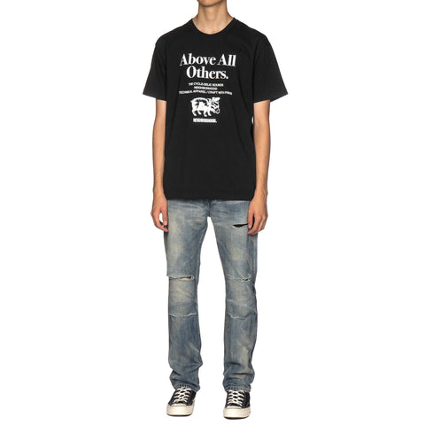NEIGHBORHOOD Above All Others / C-Tee . SS Black, T-Shirts