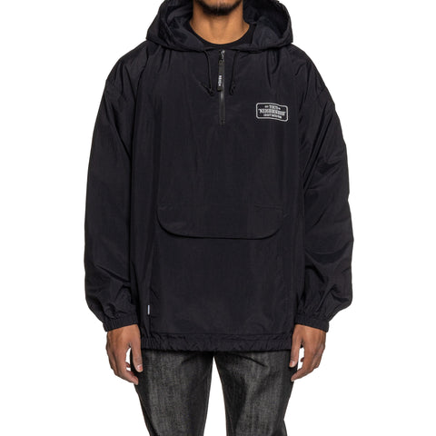 NEIGHBORHOOD Anorak / N-JKT Black, Outerwear