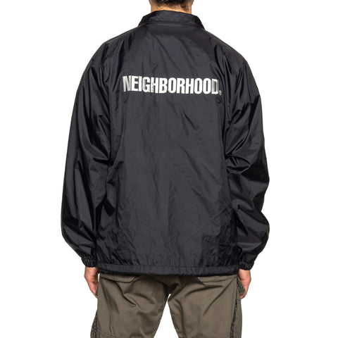 NEIGHBORHOOD Brooks / N-JKT Black, Outerwear