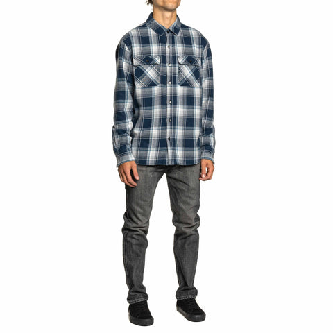NEIGHBORHOOD Cabella / C-Shirt . LS Blue, Shirts