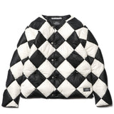 Checker / E-JKT White