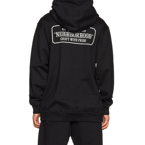 NEIGHBORHOOD Classic-S / C-Hooded . LS Black, Sweaters