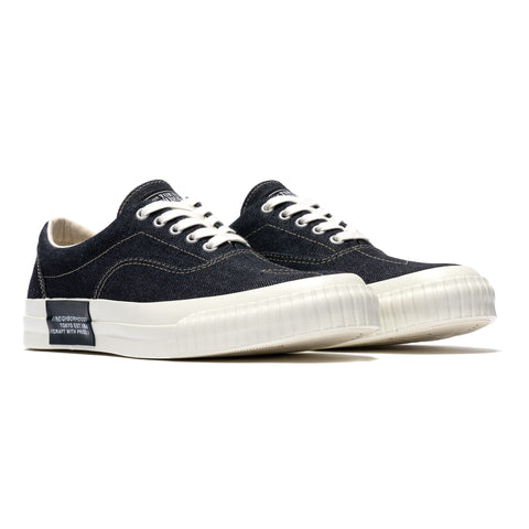 NEIGHBORHOOD Deck-D / C-Sneaker Indigo, Footwear