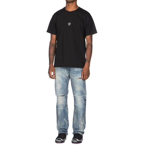 NEIGHBORHOOD EMB / C-Tee . SS Black, T-Shirts