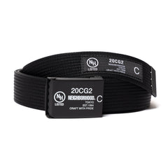 NEIGHBORHOOD G.I. / N-Belt Black, Accessories