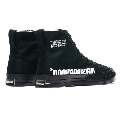 NEIGHBORHOOD G.R-Hi / C-Sneakers Black, Sneakers