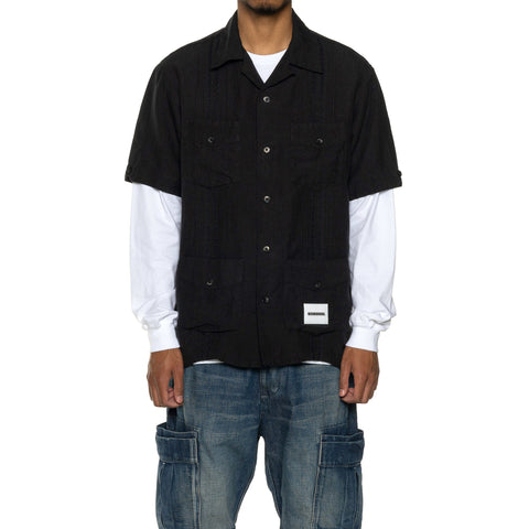 NEIGHBORHOOD Habana / L-Shirt . SS Black, Shirts