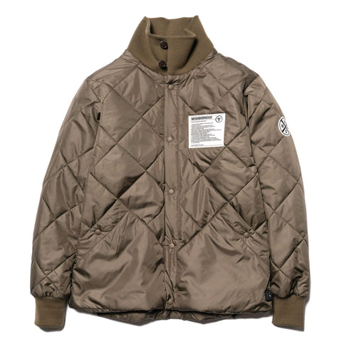 NEIGHBORHOOD Heat Shell / E-JKT Olive Drab, Jackets