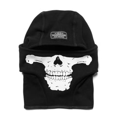 NEIGHBORHOOD In the Wind / EC-Face Mask Black, Headwear