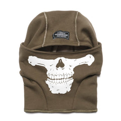 NEIGHBORHOOD In the Wind / EC-Face Mask Olive Drab, Headwear