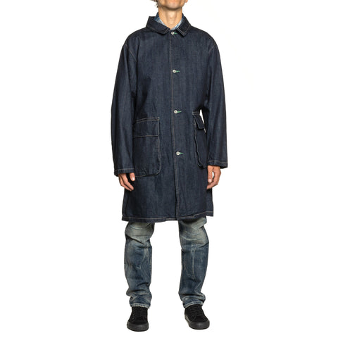 NEIGHBORHOOD Isley-D / C-Coat Indigo, Outerwear