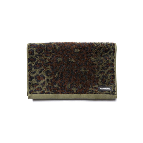 NEIGHBORHOOD Leopard-S / C-Towel Leopard, Accessories