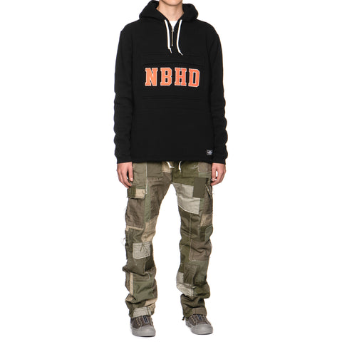 NEIGHBORHOOD Logic / C-HZ Hooded . LS Black, Sweaters