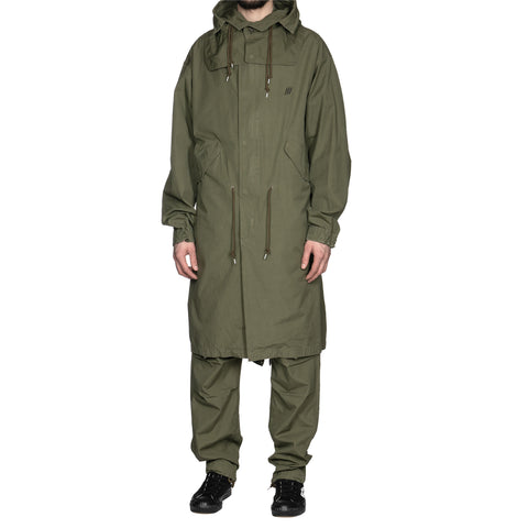NEIGHBORHOOD M-51 / C-JKT Olive Drab, Jackets