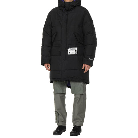 NEIGHBORHOOD M-51 . Down / CN-Coat Black, Outerwear