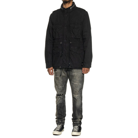 NEIGHBORHOOD M-65 . SMG / C-JKT Black, Outerwear