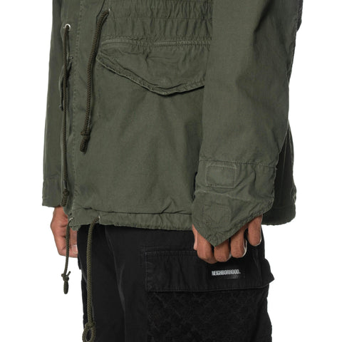 NEIGHBORHOOD M-65 . SMG / C-JKT Olive Drab, Outerwear