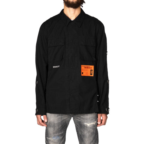 NEIGHBORHOOD MIL-BDU SC Mod / C-Shirt . LS Black, T-Shirts