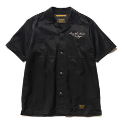 NEIGHBORHOOD MIL - Souvenir / RC-Shirt . SS Black, Tops