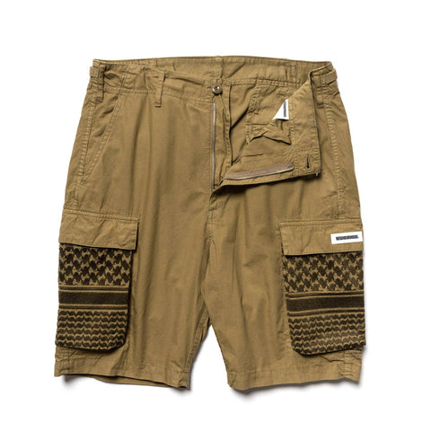 NEIGHBORHOOD Mil-BDU . SMG / C-ST Khaki, Bottoms