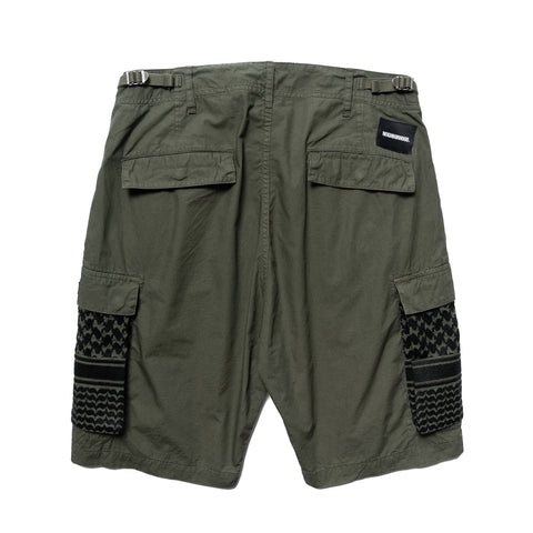 NEIGHBORHOOD Mil-BDU . SMG / C-ST Olive Drab, Bottoms