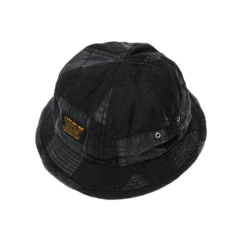 NEIGHBORHOOD Mil-Ball . PW / C-Hat Black, Headwear