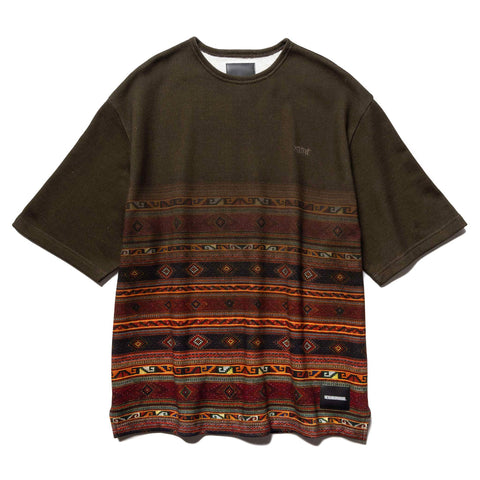 NEIGHBORHOOD Mil . VE / C-BN . SS Olive Drab, T-Shirts