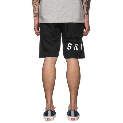 NEIGHBORHOOD SRL . Hanger / C-ST Black, Shorts
