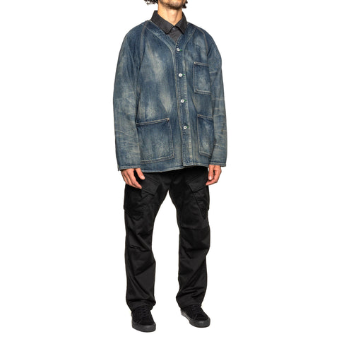 NEIGHBORHOOD Savage . Governor / C-JKT Indigo, Outerwear