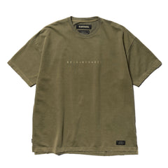 NEIGHBORHOOD Savage . SQD / C-Crew . SS Olive Drab, T-Shirts