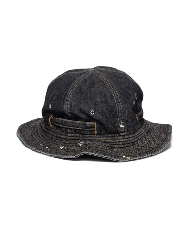 Neighborhood Savage. Crew / C-Hat Black, Headwear