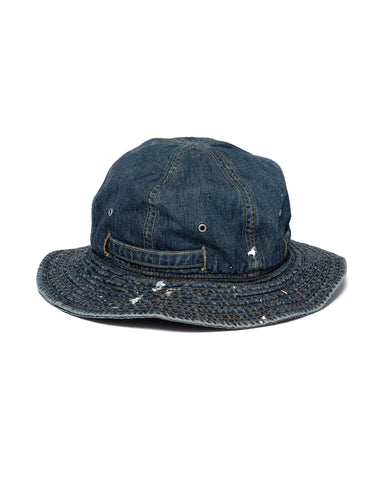Neighborhood Savage. Crew / C-Hat Indigo, Headwear