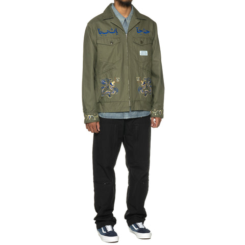 NEIGHBORHOOD Souvenir / C-JKT Olive Drab, Outerwear