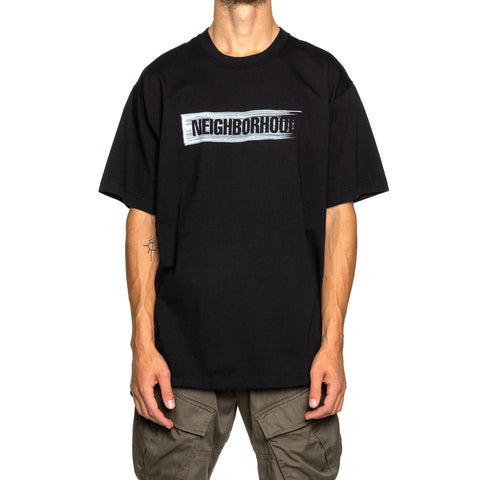 NEIGHBORHOOD Surface / C-Tee . SS Black, T-Shirts