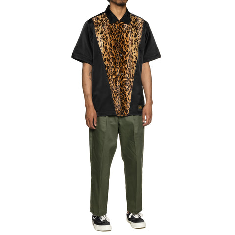 NEIGHBORHOOD T.D. / RC-Shirt . SS Leopard, Shirts