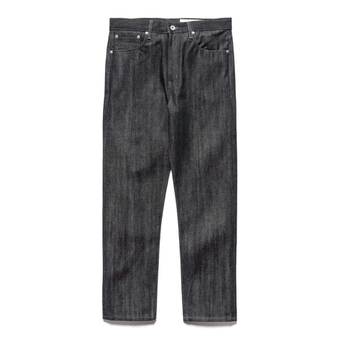 NEIGHBORHOOD Rigid . Dp Mid / 14Oz-PT Black, Bottoms
