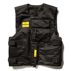 NEIGHBORHOOD Tactical / N-Vest Black, Outerwear