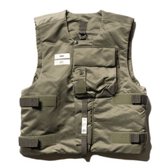 NEIGHBORHOOD Tactical / N-Vest Olive Drab, Outerwear