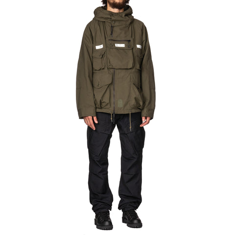 NEIGHBORHOOD Tactical Smock / CN-JKT Olive Drab, Jackets