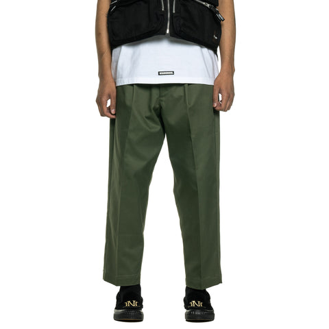 NEIGHBORHOOD Tuck / CE-PT Olive Drab, Bottoms