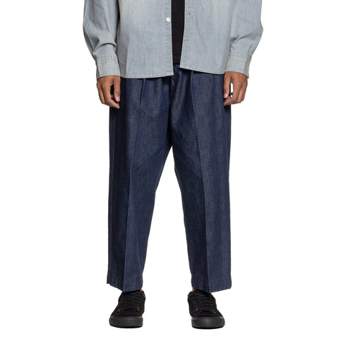 NEIGHBORHOOD Tuck-D / C-PT Indigo, Bottoms