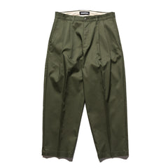 NEIGHBORHOOD Two Tuck / CE-PT Olive Drab, Bottoms