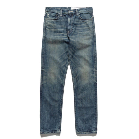 NEIGHBORHOOD Washed . Dp Mid / 14Oz-PT Indigo, Bottoms