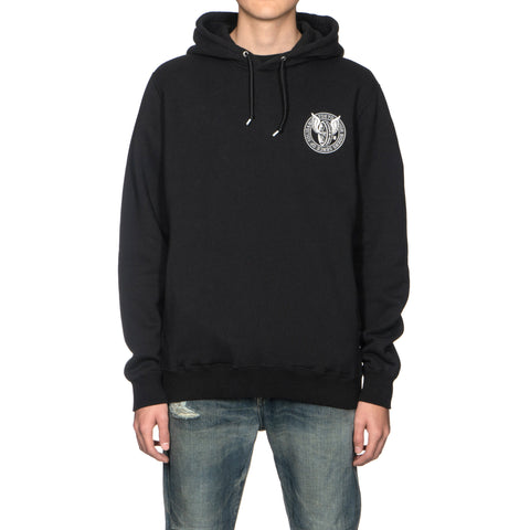 NEIGHBORHOOD x RATS T.R.R. / C-Hooded LS Black, Sweaters