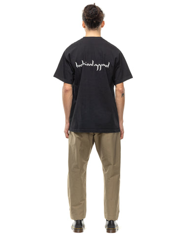 Neighborhood Zild / C-Tee . SS Black, T-Shirts