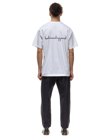 Neighborhood Zild / C-Tee . SS White, T-Shirts