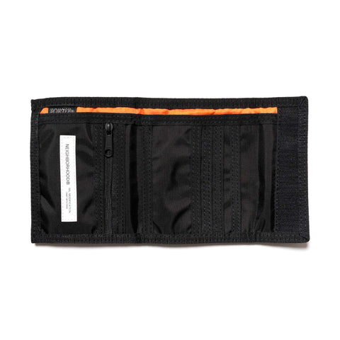 NEIGHBORHOOD NHPT . Wallet / NC-Case Charcoal, Wallets