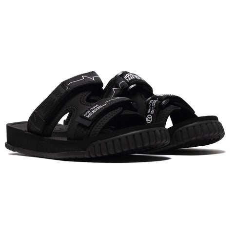 NEIGHBORHOOD x Shaka NHSK . Chill Out / PE-Sandal Black, Footwear