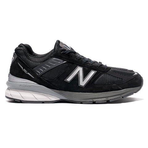 New Balance M990BK5 Black, Footwear