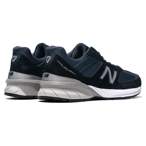New Balance M990NV5 Navy, Footwear